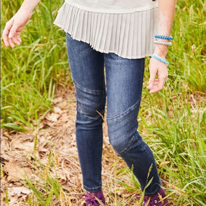 NWT Matilda Jane 435 Wild Spirit Jeans 10